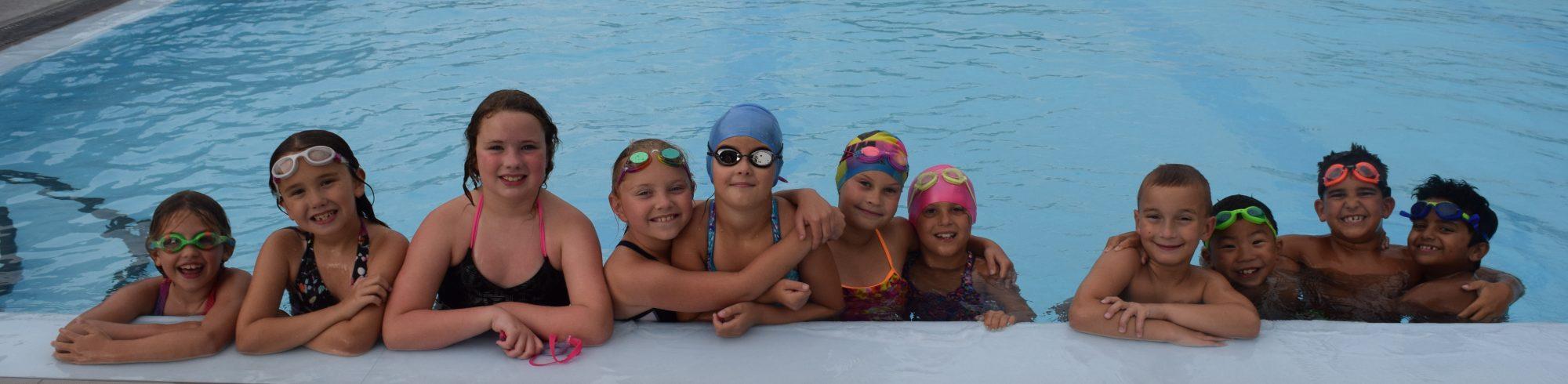 Swim Team Images