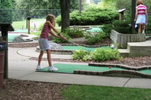 Woodland Trails Miniature Golf